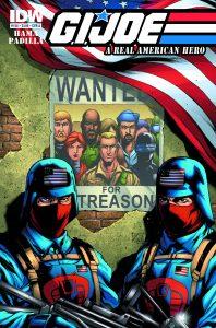 G.I. Joe: A Real American Hero #156 (2010)