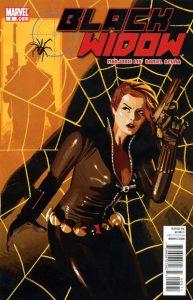 Black Widow #5 (2010)