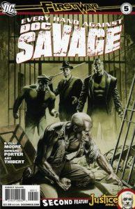 Doc Savage #5 (2010)