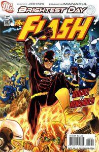 The Flash #5 (2010)