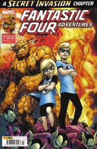 Fantastic Four Adventures #7 (2010)