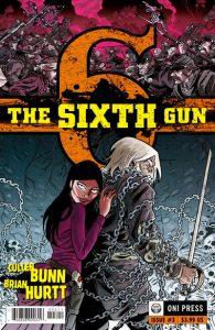 The Sixth Gun #3 (2010)