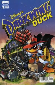 Darkwing Duck #3 (2010)