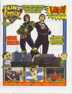 Flint Comix & Entertainment #16 (2010)