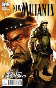 New Mutants #16 (2010)