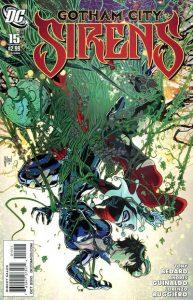 Gotham City Sirens #15 (2010)