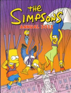 The Simpsons Annual #2011 (2010)