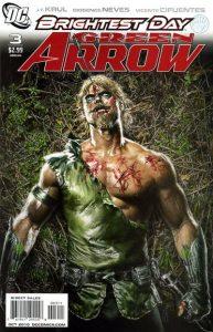 Green Arrow #3 (2010)
