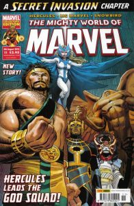 The Mighty World of Marvel #11 (2010)