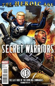 Secret Warriors #19 (2010)