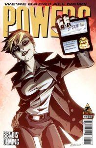 Powers #8 (2010)
