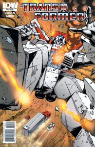 The Transformers #10 (2010)