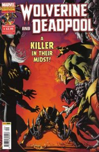 Wolverine and Deadpool #9 (2010)