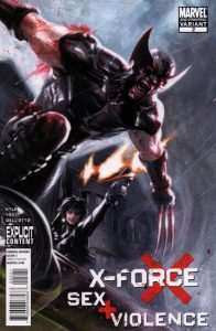 X-Force: Sex and Violence #2 (2010)