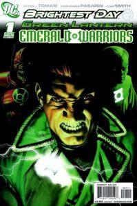 Green Lantern: Emerald Warriors #1 (2010)