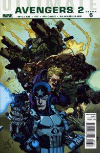 Ultimate Avengers #12 (2010)