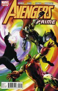 Avengers Prime #2 (2010)