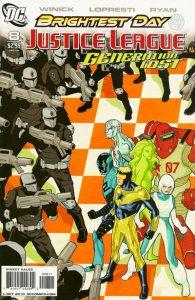 Justice League: Generation Lost #8 (2010)
