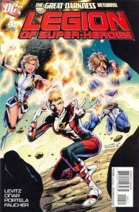 Legion of Super-Heroes #4 (2010)