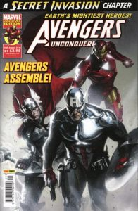 Avengers Unconquered #21 (2010)