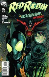 Red Robin #15 (2010)