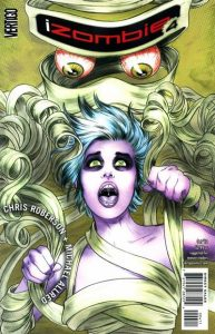 I, Zombie [iZombie] #4 (2010)