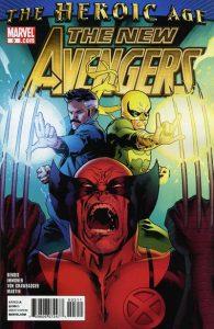 New Avengers #3 (2010)