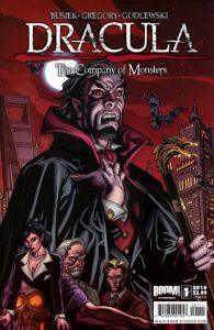 Dracula: The Company of Monsters #1 (2010)