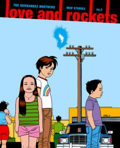 Love and Rockets: New Stories #3 (2010)