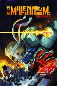 Critical Millennium: The Dark Frontier #3 (2010)