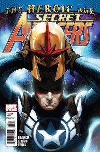 Secret Avengers #4 (2010)
