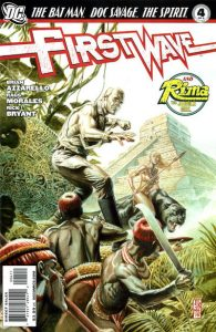First Wave #4 (2010)