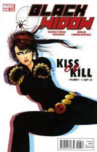 Black Widow #6 (2010)