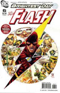 The Flash #6 (2010)