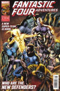 Fantastic Four Adventures #8 (2010)