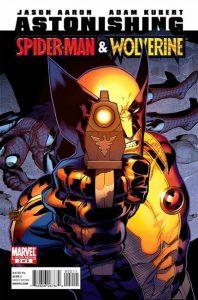 Astonishing Spider-Man & Wolverine #2 (2010)
