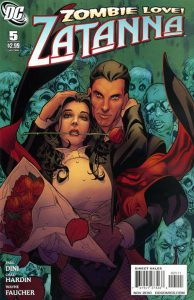 Zatanna #5 (2010)