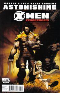 Astonishing X-Men: Xenogenesis #4 (2010)
