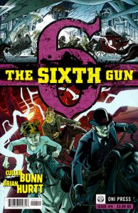 The Sixth Gun #4 (2010)