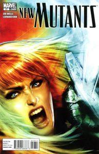 New Mutants #17 (2010)