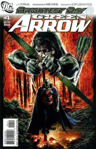 Green Arrow #4 (2010)