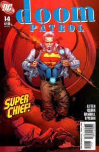 Doom Patrol #14 (2010)