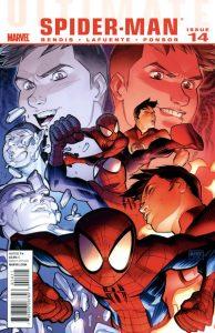 Ultimate Comics Spider-Man #14 (2010)