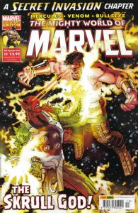 The Mighty World of Marvel #13 (2010)