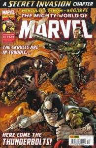 The Mighty World of Marvel #12 (2010)