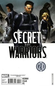Secret Warriors #20 (2010)