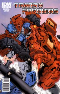 The Transformers #11 (2010)