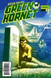 Green Hornet Annual #1 (2010)