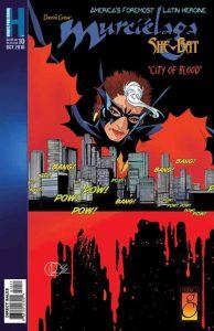 Murcielaga She-Bat #10 (2010)