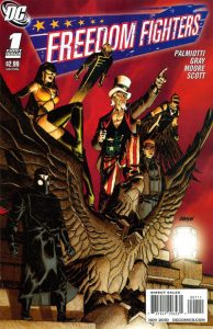 Freedom Fighters #1 (2010)